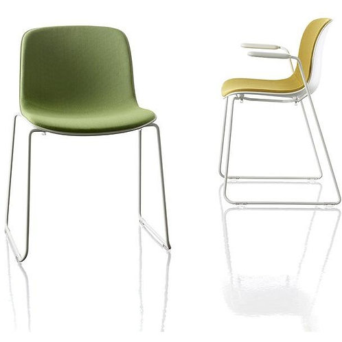 Troy Sledge Side Chair