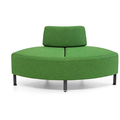 Tusch Seating Actiu Bend Sofa