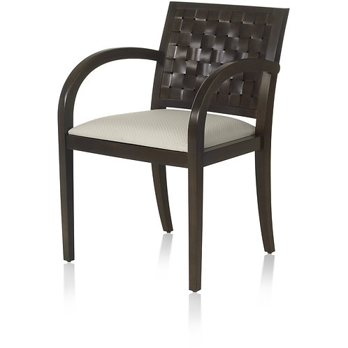 Geiger Woven Side Chair