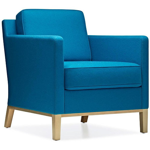 Keilhauer KM-Classic Low Arm Lounge Chair