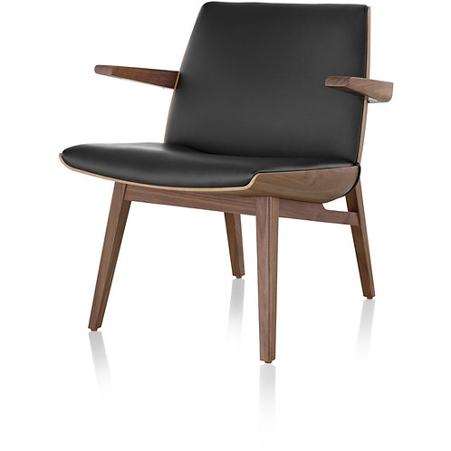 Geiger Clamshell Lounge Chair