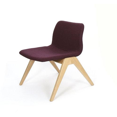 Naughtone Viv-Wood Lounge Chair