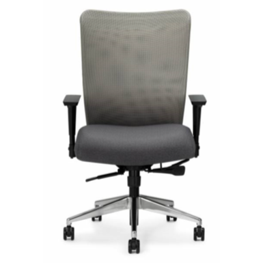 Allseating Inertia Highback Mesh Task Chair
