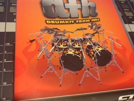 ドラム音源の拡張