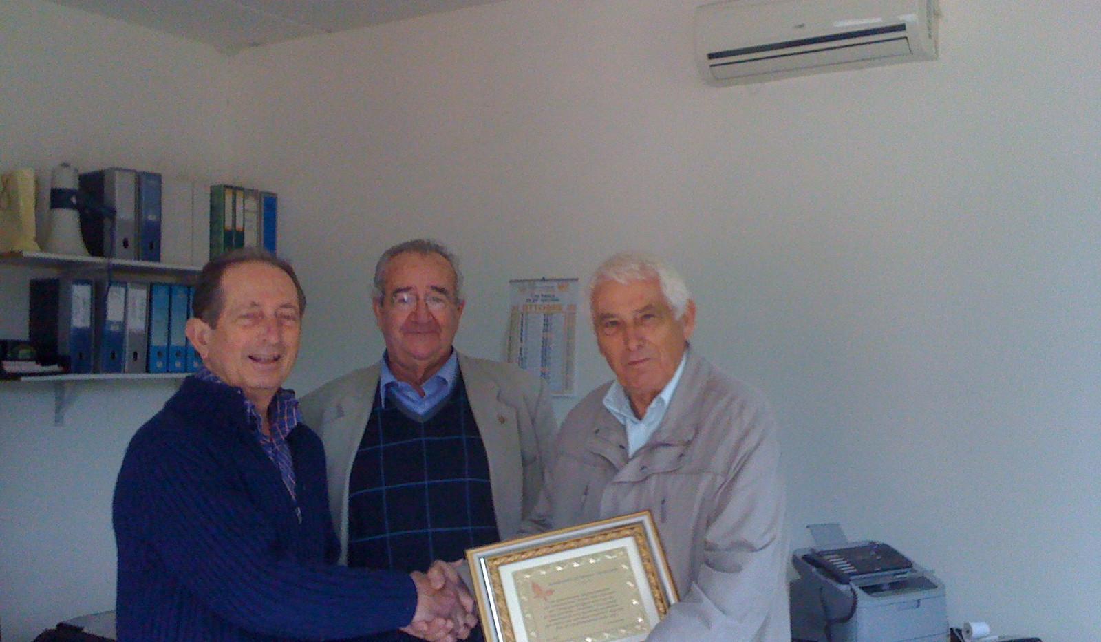 """""""Tutti in campo X... l'Associazione Cure Palliative"""" - Iniziativa di beneficienza  organizzata  dall'Associazione Tennis San Vincenzo"""