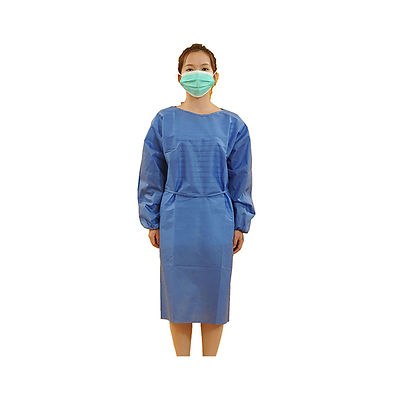 Sample Gown Image - Nurse Wearing Gown.j