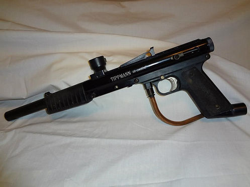 Tippmann 68 Carbine with copper line