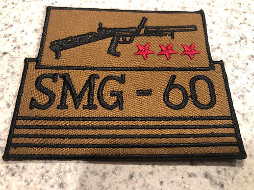Tippmann SMG 60 Patch