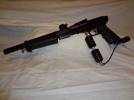 Tippmann Pro Carbine 2 stage expantion chamber