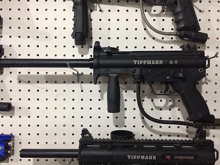 Tippmann A5 factory