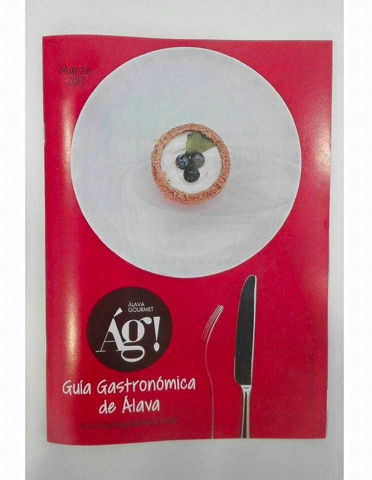 Guía gastronómica de Álava