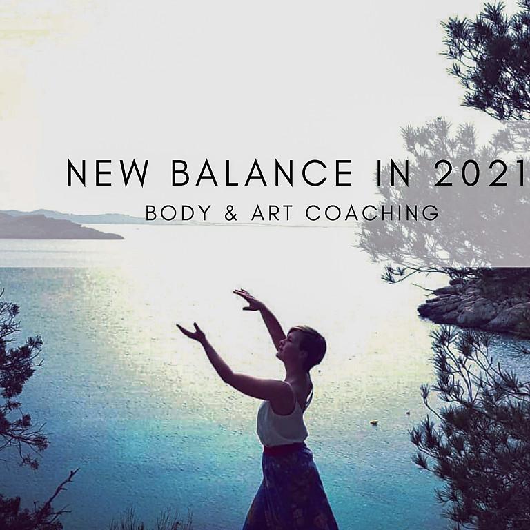New Balance in 2021: Focus & Flow