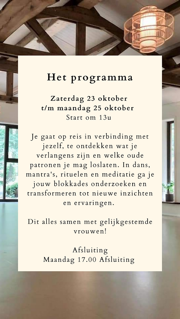 3 daagse Dance, Nature & Silence Retreat.png