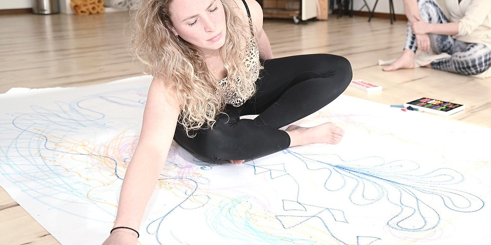 Dance & Draw - to Manifest your Desire - One Day Retreat -