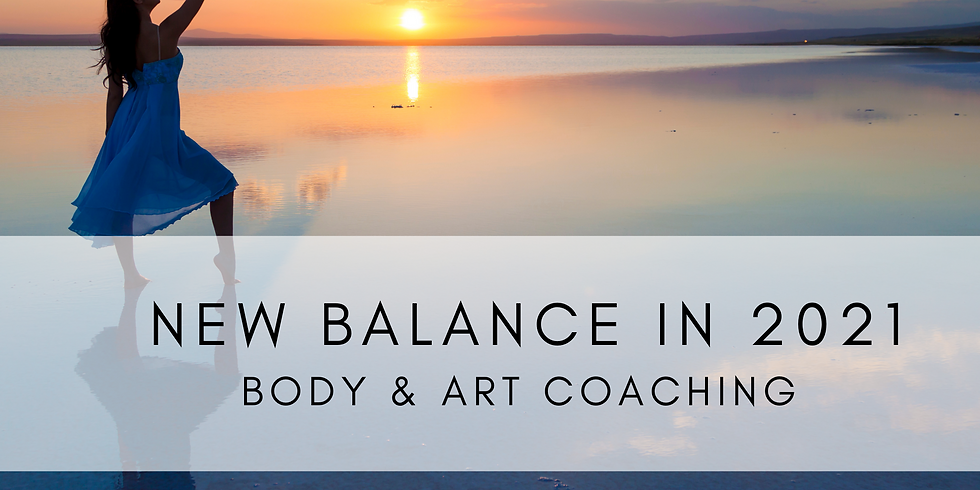 New Balance in 2021: Focus & Flow - early bird
