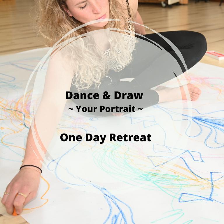 Dance & Draw - Your Portrait - One Day Retreat
