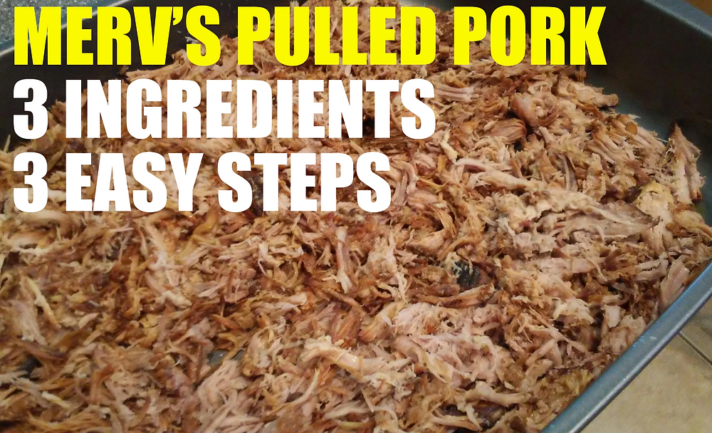 MervServe Pulled Pork