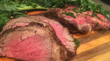 Merv's Holiday Prime Rib