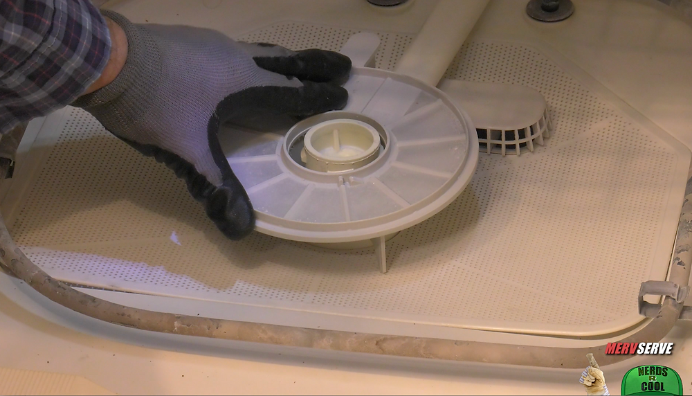 Merv's Service Secrets: How to Fix a Dishwasher
