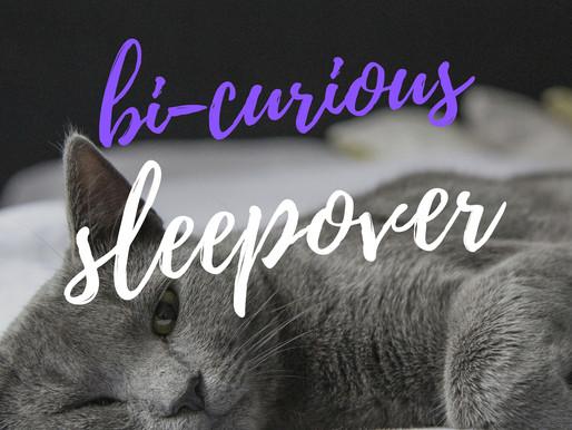 Bi-curious Sleepover Short film review