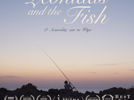 Leonidas and the Fish Short film review
