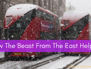 "How ""The Beast From The East"" Helped"