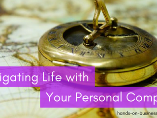 Navigating Life with Your Personal Compass