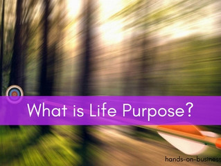 #1 Life Purpose: What is it?