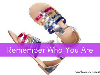 Remembering Who You Are