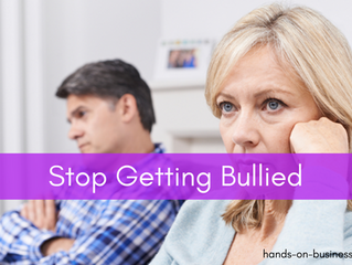 Stop Getting Bullied!
