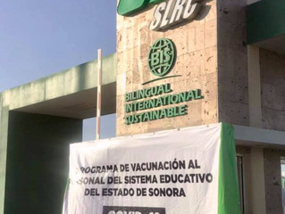 La Utslrc fue sede de Vacunación contra Covid-19