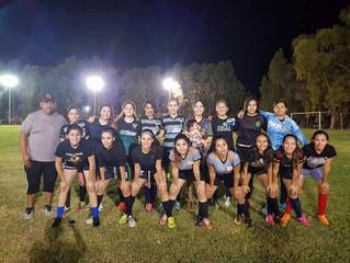 Fútbol femenil UTSLRC derrota a UES
