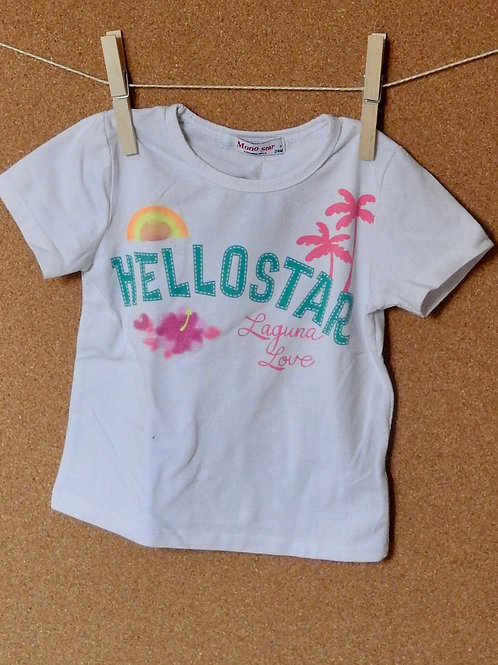 T-Shirt Mono Star T24M
