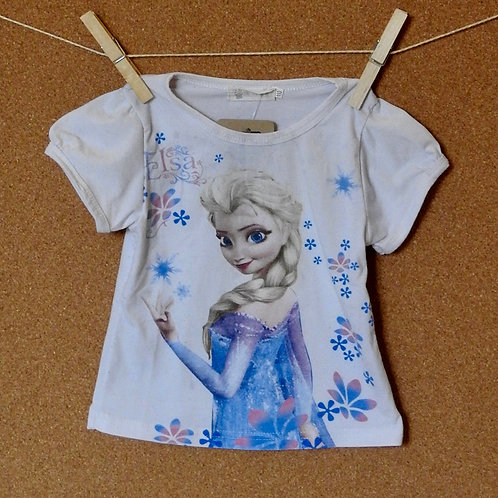 T-Shirt Reine des Neiges T110