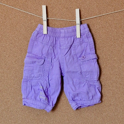 Short Violet T6M