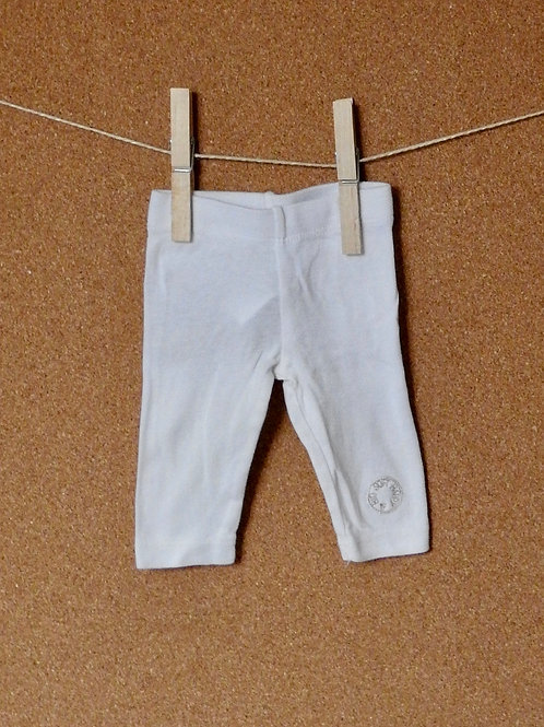 Legging Blanc T54