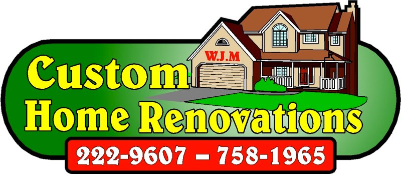 custom home renovations