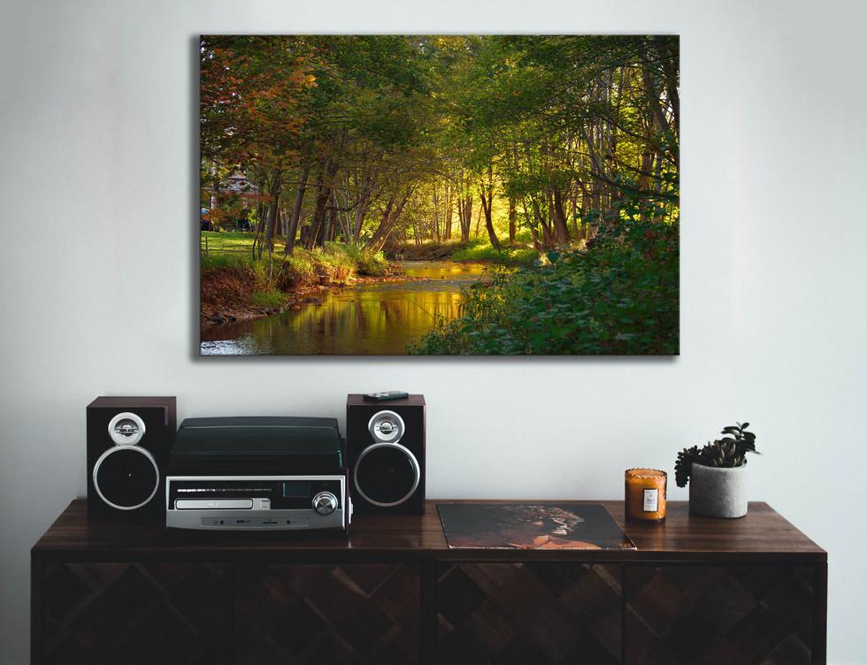 Hidden Treasure - $185 - 36 x 24