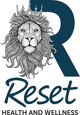 Reset Health And Wellness - Full Size Logo