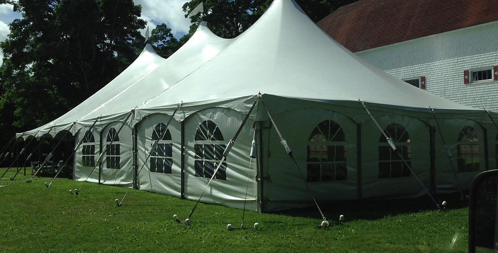 Peak Pole Tent