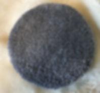 Fårskinnssittdyna sittdyna i fårskinn
