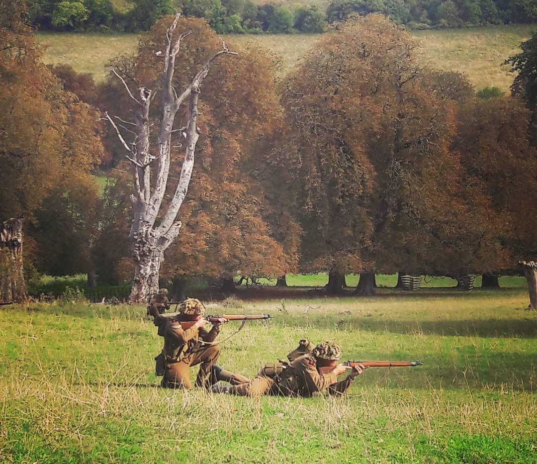 Hampshires Shooting