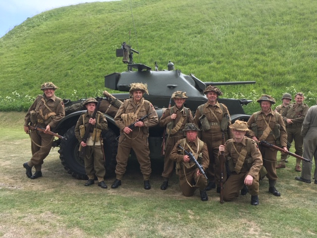 Hampshires and Staghound