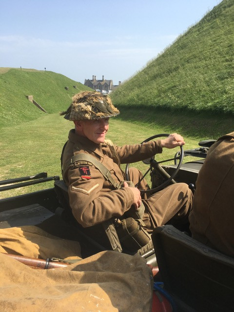L.Cpl Graham Driving