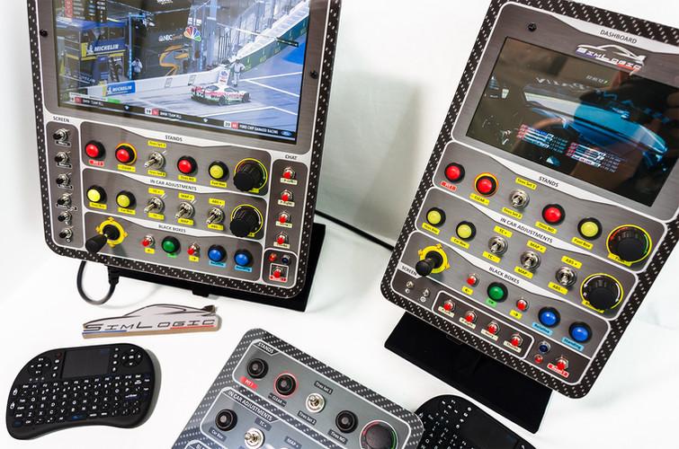 Simlogic RaceCenter RaceBox buttonbox simracing