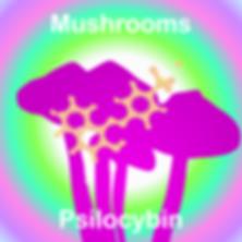 Psilocybin - Mushrooms