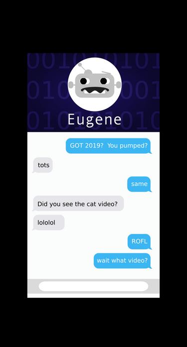 Eugene Goostman, Chat Bot, Turing Test
