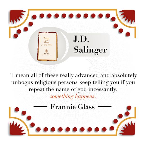 J.D. Salinger Frannie