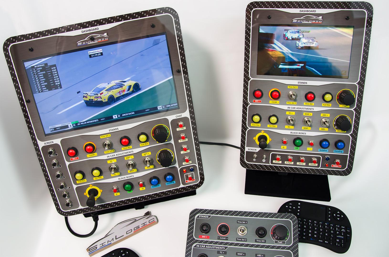 Simlogic Racebox RaceCenter buttonbox simracing