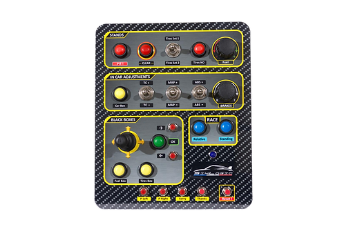 RaceBox iR-Yellow